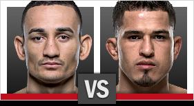 UFC 206 Holloway vs Pettis