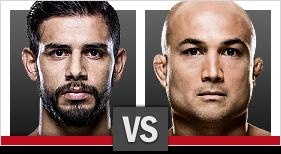 UFC Fight Night Rodriguez vs Penn