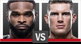 UFC 209 Woodley x Thompson 2