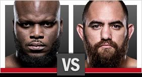 UFC Halifax Lewis vs Browne