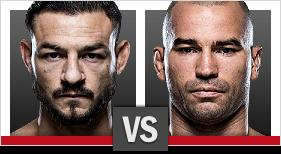 UFC Fight Night Swanson vs. Lobov