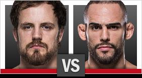UFC Fight Night Nelson vs Ponzinibbio