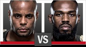 UFC 214 Cormier vs Jones II