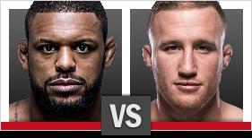 The Ultimate Fighter Finale Johnson x Gaethje