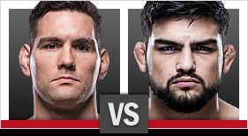 UFC Fight Night Weidman vs Gastelum