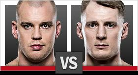 UFC Fight Night Struve vs Volkov