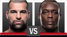 UFC Fight Night Shogun vs Saint Preux 2