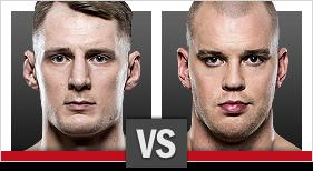 UFC Fight Night Volkov vs Struve
