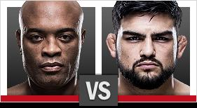 UFC Fight Night Silva vs Gastelum