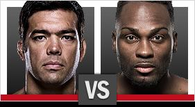 UFC Fight Night Machida vs Brunson