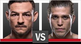 UFC Fight Night Swanson vs Ortega