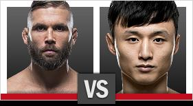 UFC Fight Night Stephens vs Choi