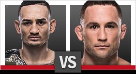 UFC 222 Holloway vs Edgar