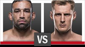 UFC Fight Night Werdum vs Volkov