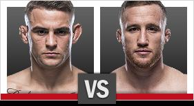 UFC Fight Night Gaethje vs Poirier