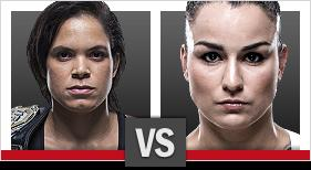 UFC 224 Nunes vs Pennington
