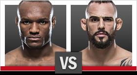 UFC Fight Night Usman vs Ponzinibbio