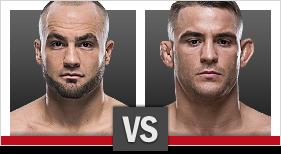 UFC Fight Night Alvarez vs Poirier