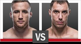 UFC Fight Night Gaethje vs Vick