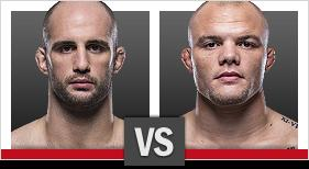 UFC Moncton Volkan x Smith