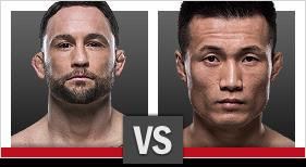 UFC Fight Night Edgar vs. Korean Zombie
