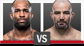 UFC Fight Night Teixeira vs Manuwa