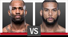 UFC Fight Night Manuwa vs Santos