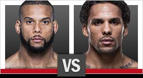 UFC Fight Night Santos vs Anders