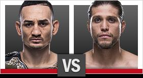 UFC 231 Holloway vs Ortega