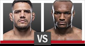 The Ultimate Fighter Finale Dos Anjos x Usman