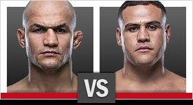 UFC Fight Night Dos Santos vs Tuivasa