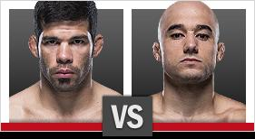 UFC Fight Night Assuncao vs Moraes