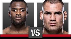 UFC Fight Night Ngannou vs Velasquez