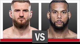 UFC Fight Night Blachowicz vs Santos