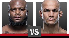 UFC Fight Night Lewis vs Dos Santos