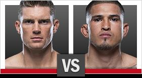 UFC Fight Night Wonderboy vs Pettis