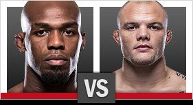 UFC 235 Jones vs Smith