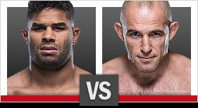 UFC Fight Night Overeem vs Oleinik