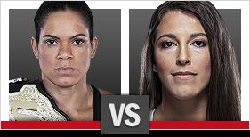 UFC 250 Nunes vs Spencer