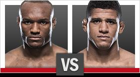UFC 251 Usman vs Burns