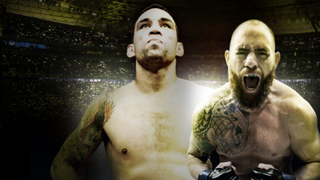 FOX UFC Saturday Werdum vs. Browne Live on FOX
