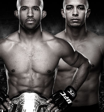 UFC: Johnson vs. Moraga Live on CMore Johnson vs. Moraga