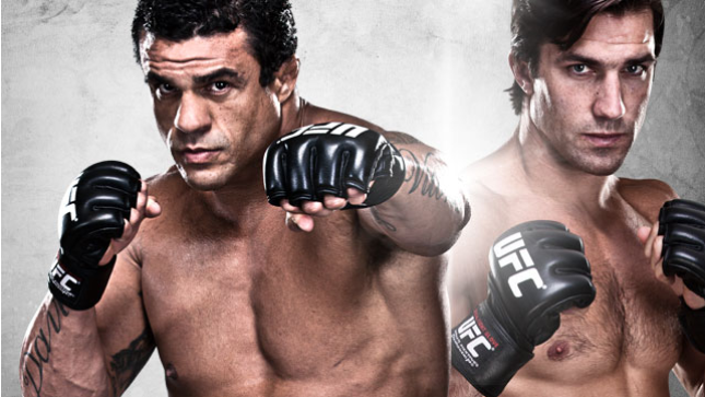 UFC on FX 8 Live from Brazil Belfort vs. Rockhold