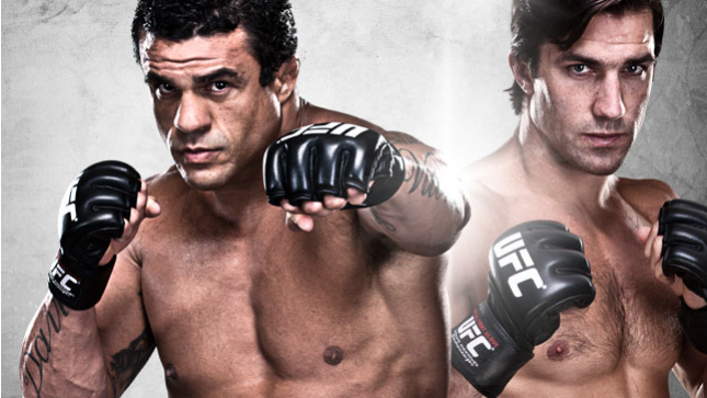 UFC on FX 8 Live from Brazil  vs. 