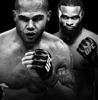 UFC 201 Lawler vs. Woodley BT Sport