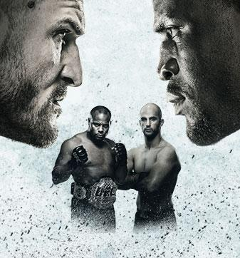 UFC 220 TBA vs TBD Live on Pay-Per-View