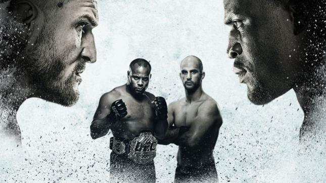 UFC 220 Miocic vs Ngannou Live on Viaplay