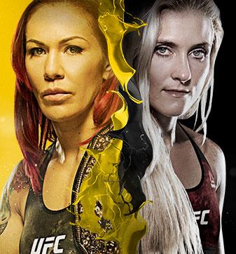 UFC 222 Cyborg vs Kunitskaya Live on BT Sport