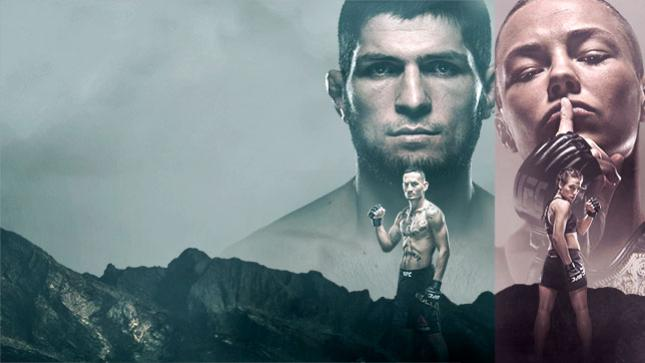 UFC 223 Ferguson vs Khabib Live on BT Sport