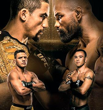 UFC 225 Whittaker vs Romero 2 Live on BT Sport